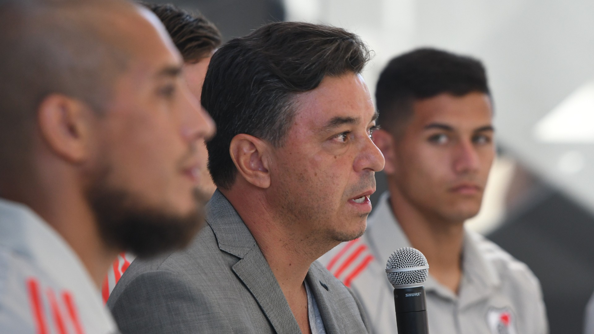 Hasta cuándo tiene contrato Marcelo Gallardo con River   Goal.com