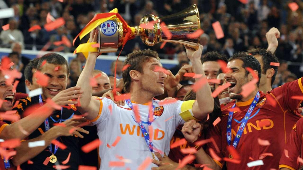 Roma Coppa Italia 2008
