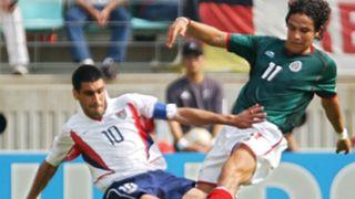 Claudio Reyna Braulio Luna USA Mexico 06172002