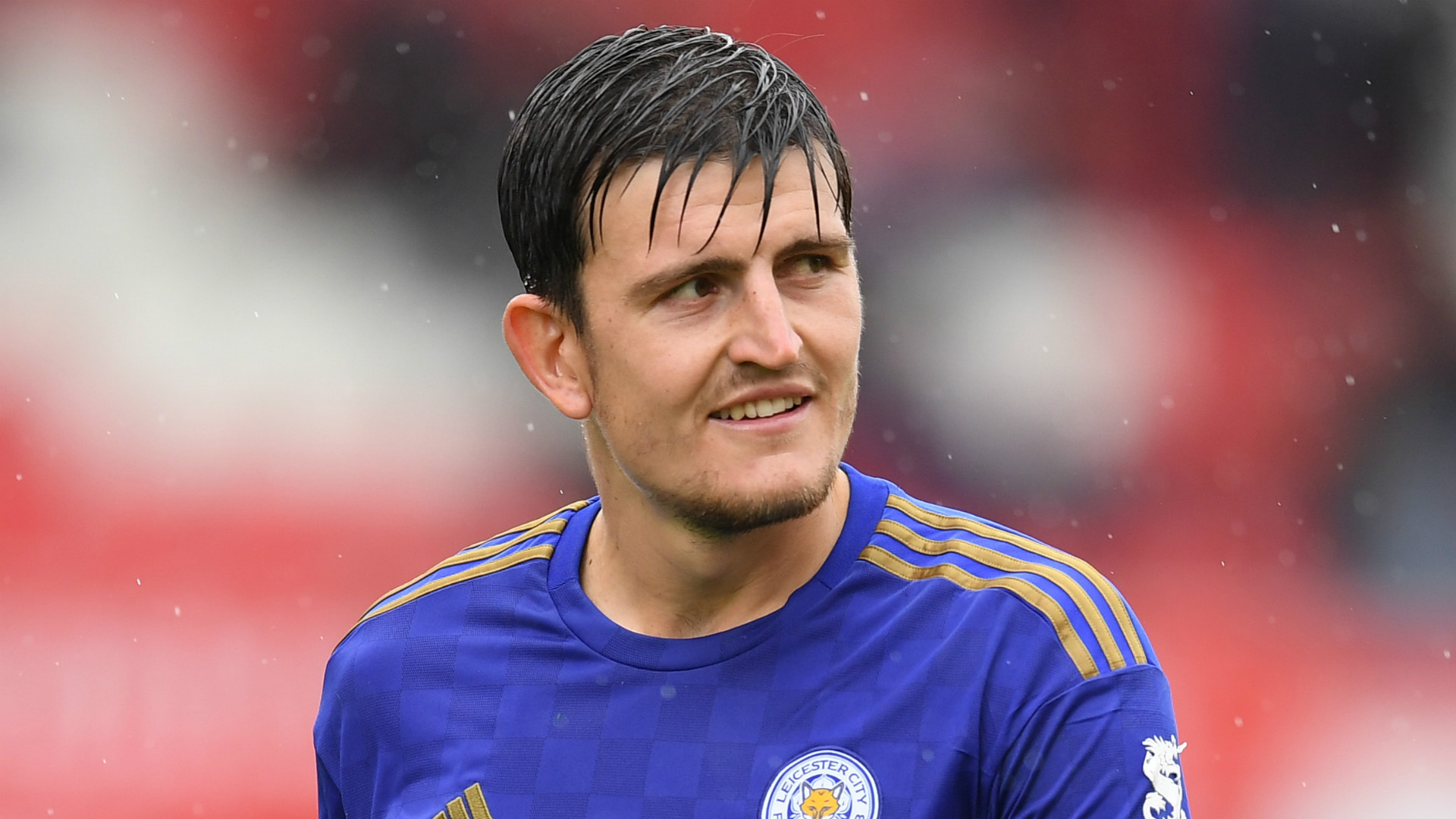 Harry Maguire Leicester City 2019-20