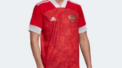Russia Euro 2020 kit Adidas Home