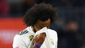 Marcelo Real Madrid 2018-19