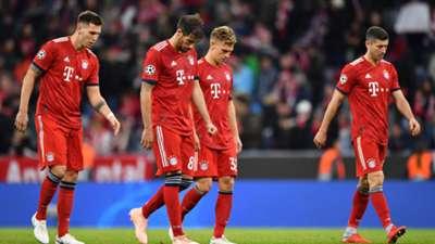 FC Bayern Ajax Champions League 2018