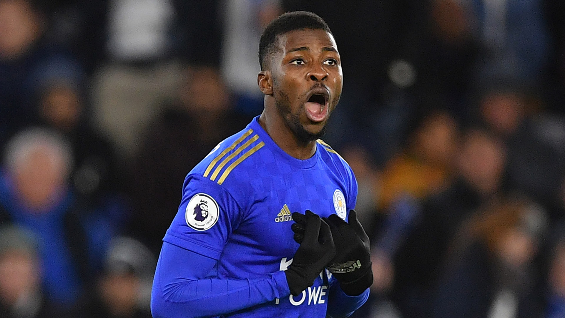 Iheanacho tasks Leicester City to 'fight until the end' after Everton loss