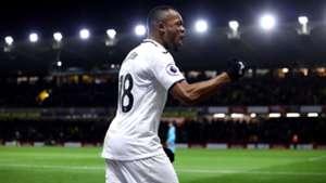 Jordan Ayew of Swansea City
