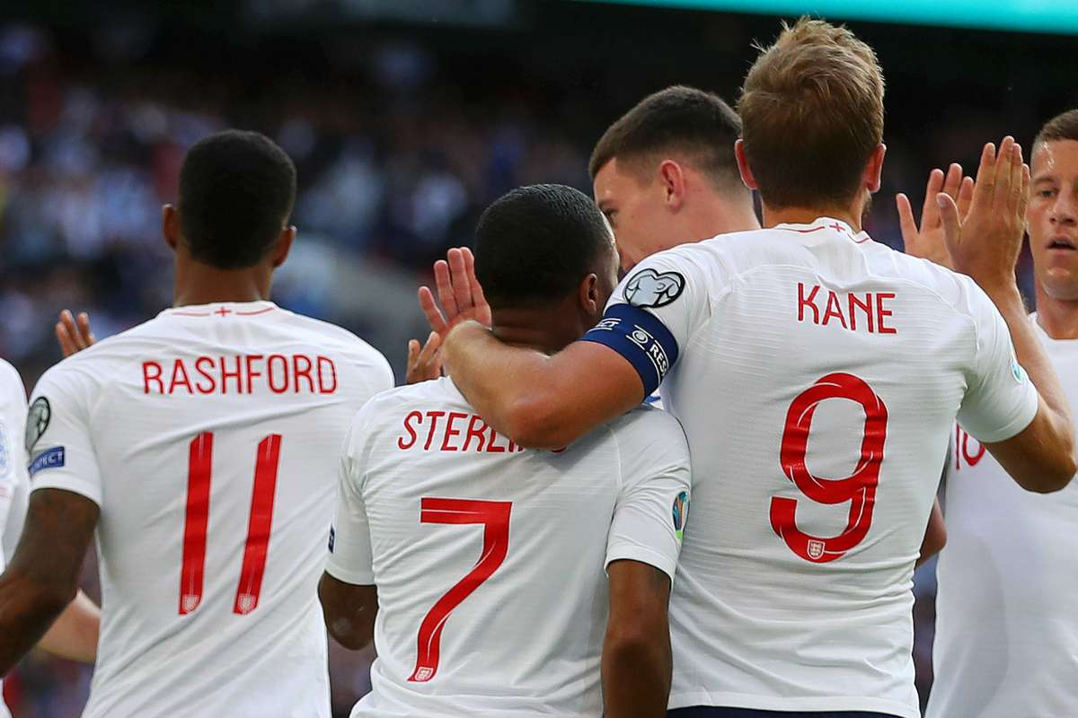 England vs Bulgaria: The dream trio! Rashford, Sterling and Kane give Three  Lions an attack that would grace any team in the world | Goal.com