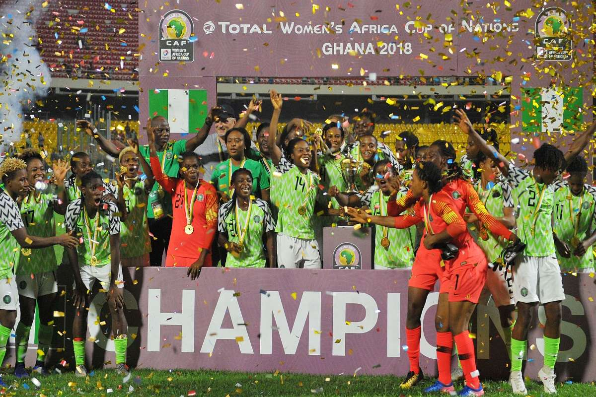 Caf cancels 2020 Africa Women's Cup of Nations, launches Women's Champions  League | Goal.com