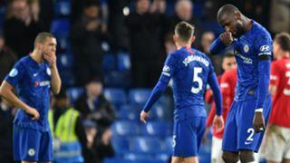 Mateo Kovacic Jorginho Antonio Rudiger Chelsea Manchester United 2019-20
