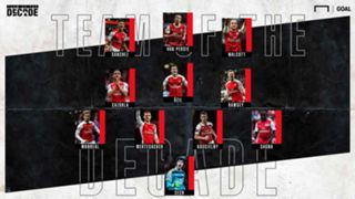 Arsenal Team of the Decade