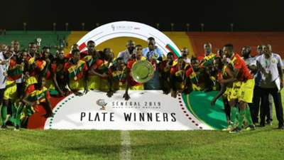 Guinea - Wafu Cup of Nations