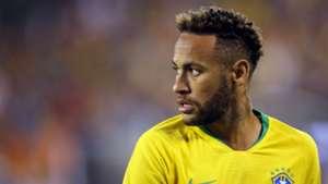 Neymar Brazil USA international friendly 2018