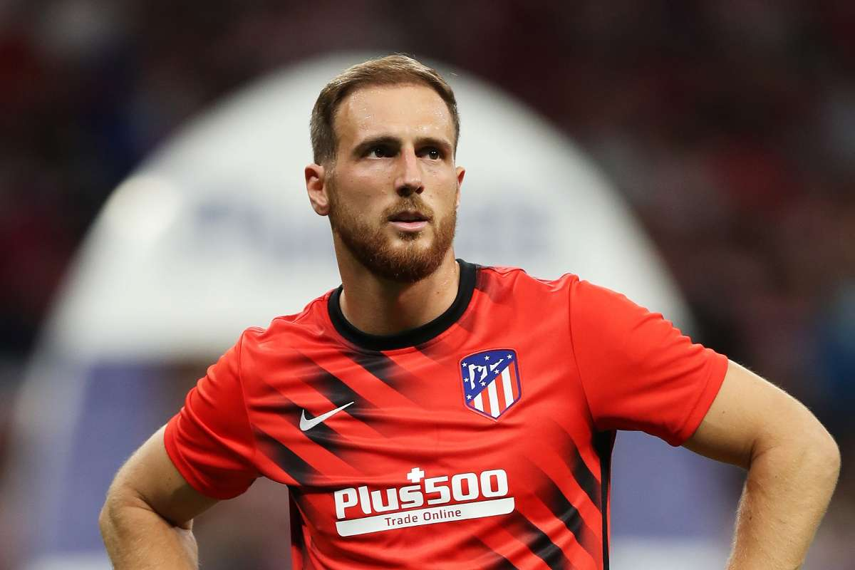 Oblak is an Atletico Madrid player, period' - Cerezo not worried ...
