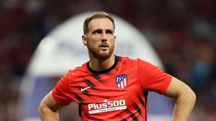Jan Oblak Atletico Madrid 2019-20