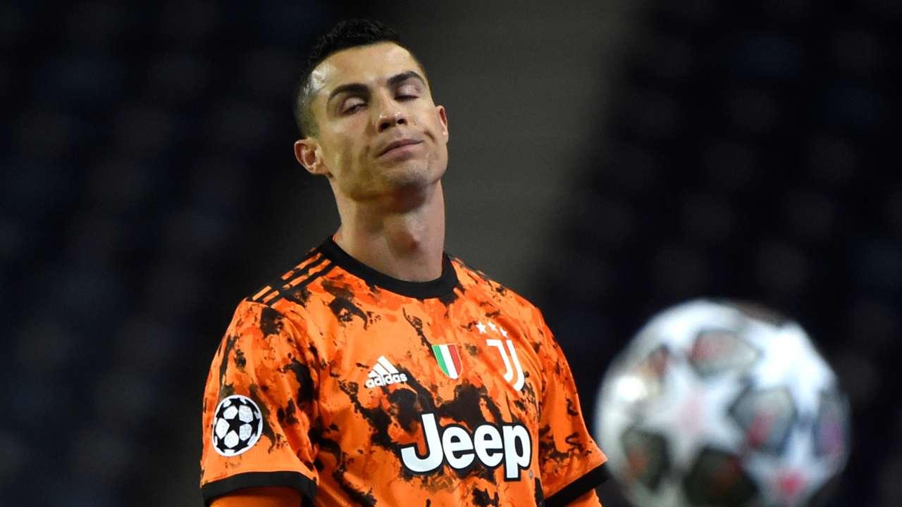 Cristiano Ronaldo, Sevilla vs Juventus, Champions League 2020-21