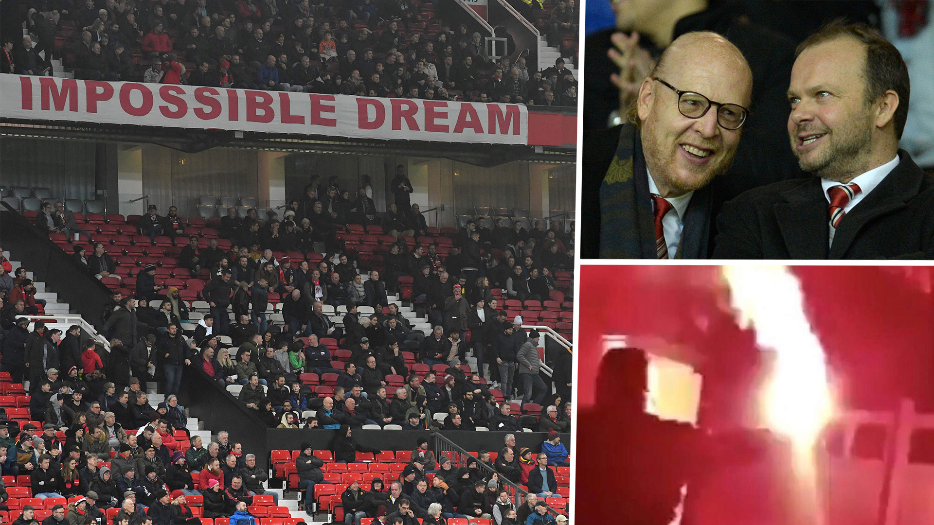 More Man Utd protests expected following attack on Woodward's home
