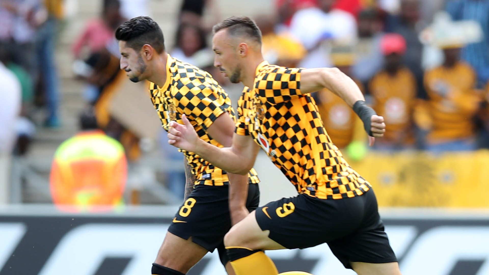 Nurkovic and Castro injuries a blessing in disguise for Kaizer Chiefs – Ndlanya