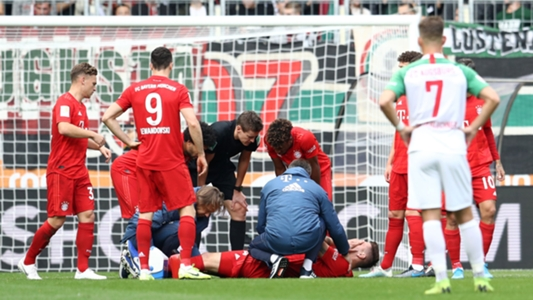 FC Bayern in Sorge: Verdacht auf Kreuzbandriss bei Niklas Süle