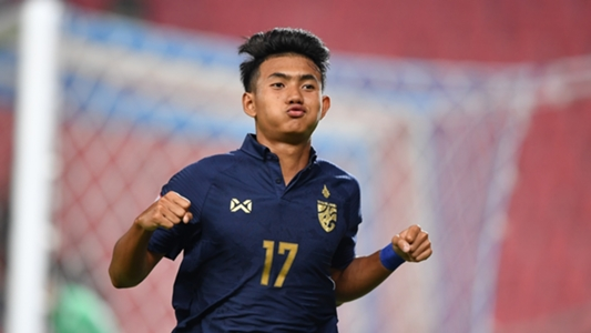 Đại thắng ở trận ra quân, U23 Thái Lan được thưởng 8 tỷ đồng   Goal.com