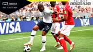 The Most Energized Player Denmark - Prancis Djibril Sidibe