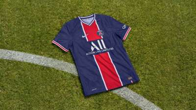 PSG Home Shirt 2020-21