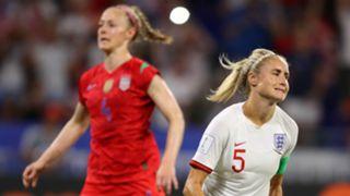 Steph Houghton England USA Women's World Cup 2019