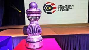 Malaysia Premier League trophy, 17012019