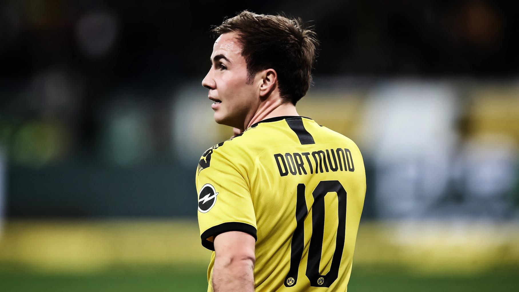 Mario Gotze Tinggalkan Borussia Dortmund | Goal.com