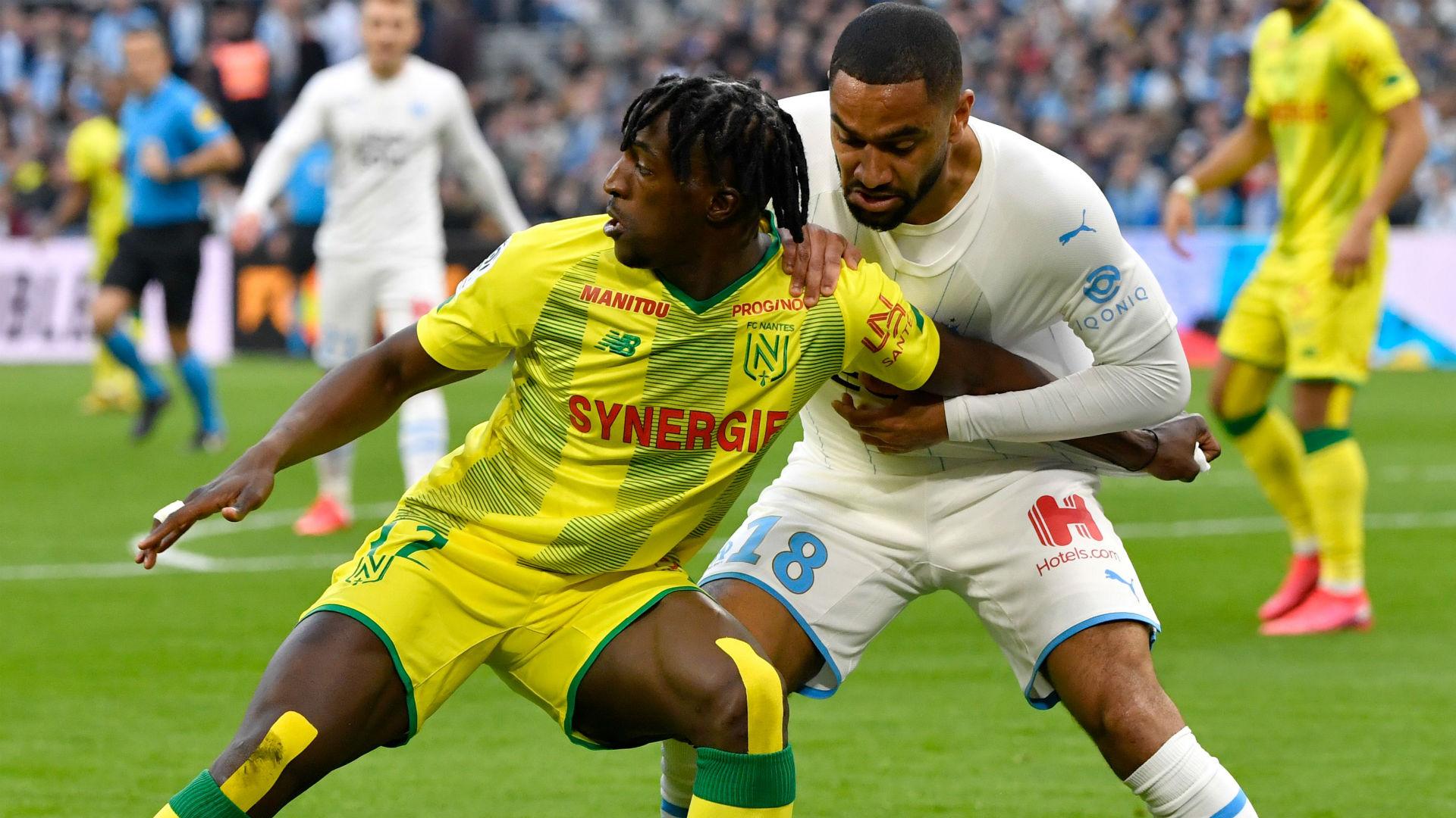 Marseille - Nantes (1-3), Nantes met fin à la belle série de l'OM