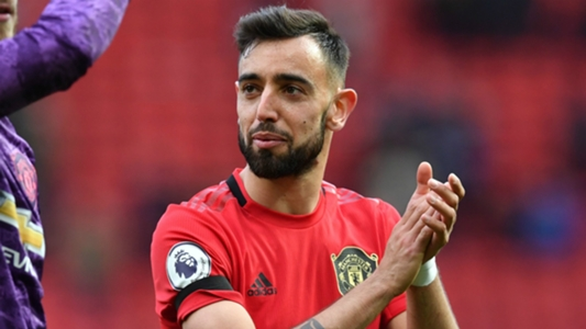 'Man Utd owe Fernandes a lot already' – Diogo Jota praises 'ambitious' Portugal team-mate