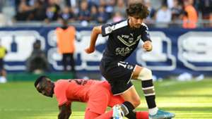 Yacine Adli Idrissa Gueye Bordeaux PSG Ligue 1 28092019