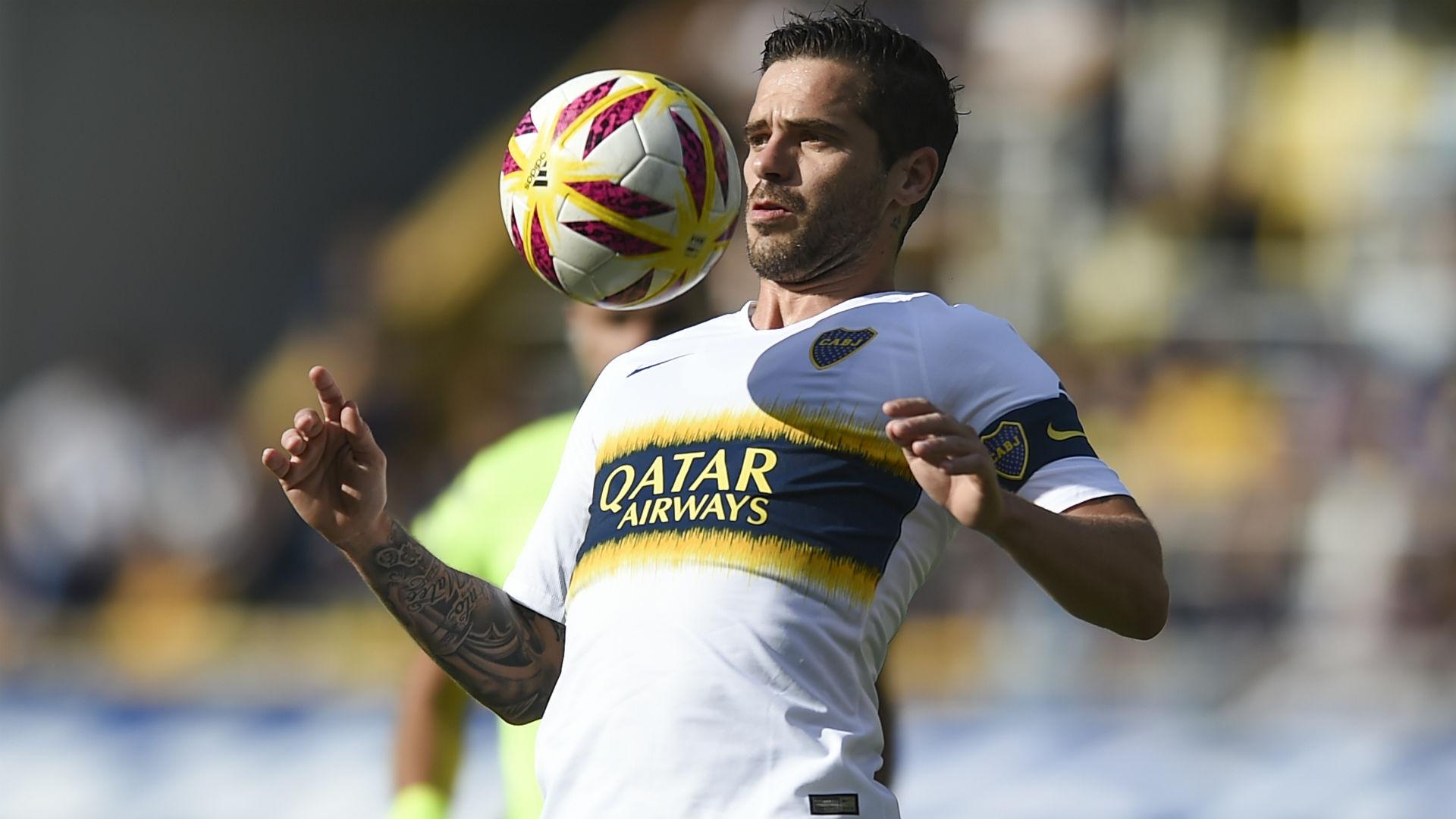 Fernando Gago Boca Patronato Superliga 17112018