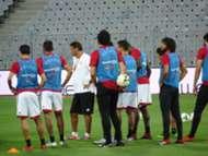 تدريبات منتخب مصر