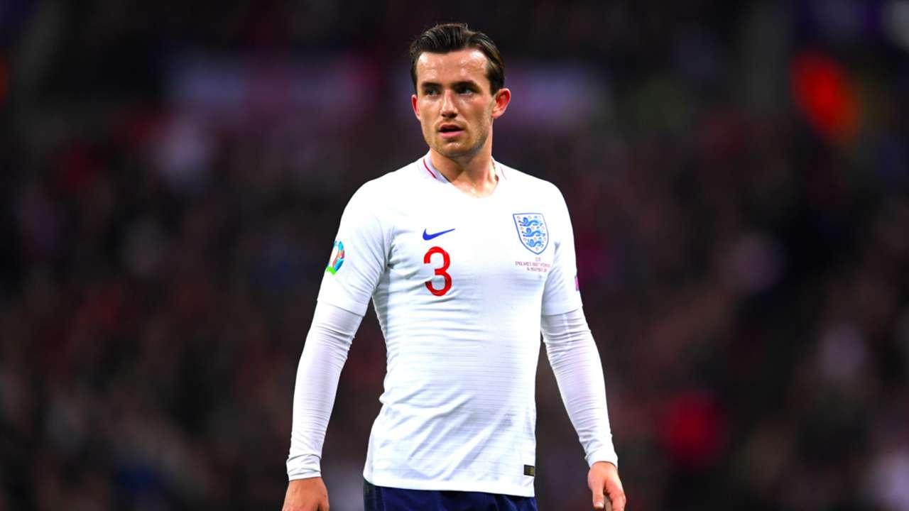England Ben Chilwell