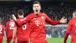 ONLY GERMANY Robert Lewandowski FC Bayern 25022020