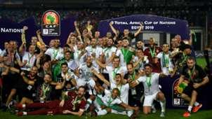 Algeria AFCON 2019 Winners