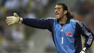 Rustu Recber Turkey 2002