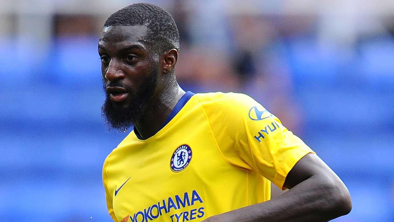 Tiemoue Bakayoko Chelsea 2019