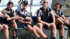 Cristiano Ronaldo Matthijs de Ligt Juventus 08142019