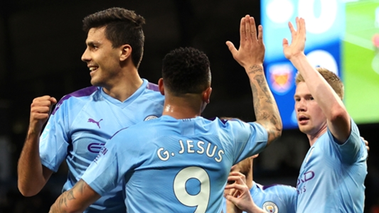 El resumen del Manchester City 2-0 West Ham, de la Premier League: vídeo, goles y estadísticas | Goal.com