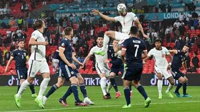 John Stones England Scotland Euro 2020