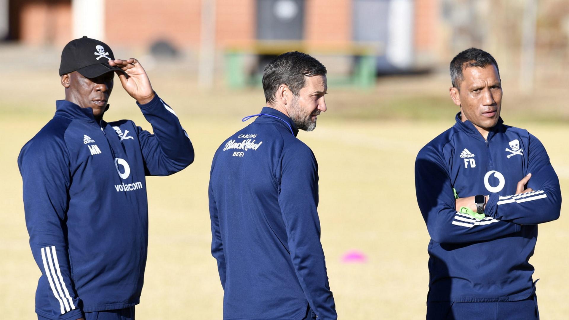 Orlando Pirates legend Motale insists 'local is lekker' as he backs Ncikazi & Davids to replace Zinnbauer