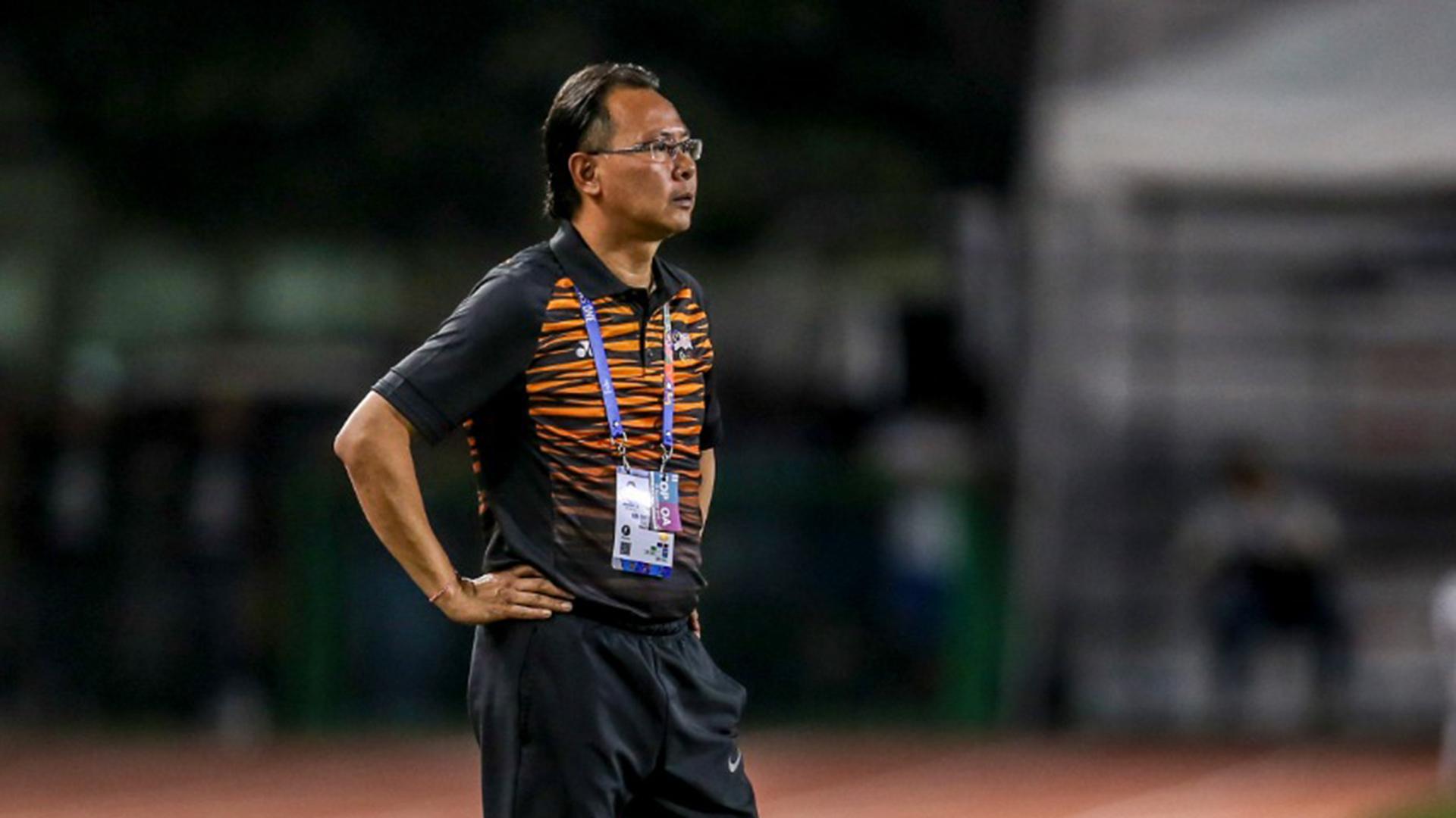 Ong Kim Swee, Philippines v Malaysia, SEA Games 2019, 29 Nov 2019