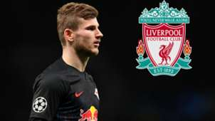 Timo Werner RB Leipzig Liverpool GFX