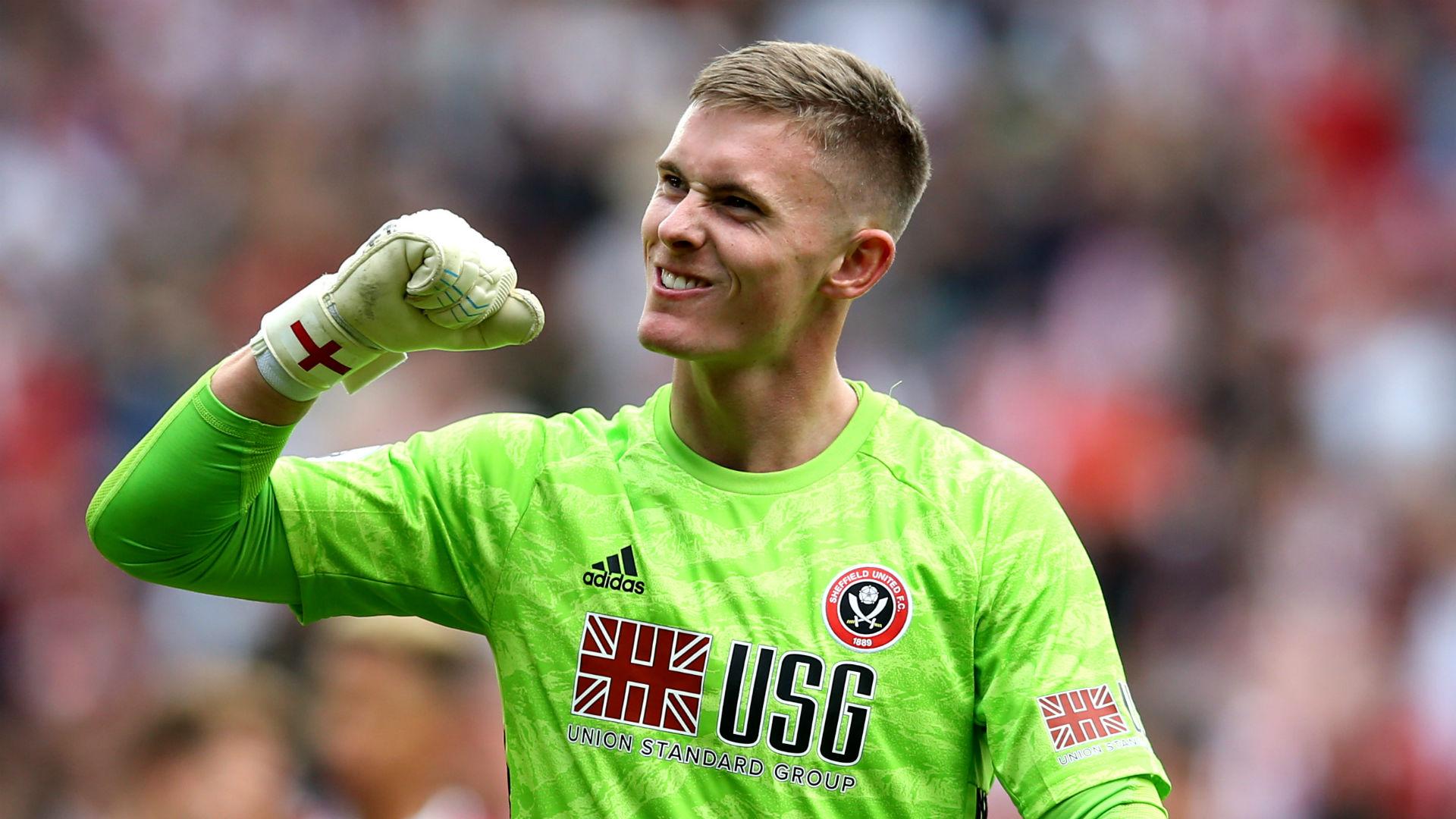 Dean Henderson Sheffield United 2019-20