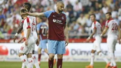 Antalyaspor Trabzonspor Burak Yilmaz 042818