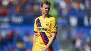 Frenkie de Jong Barcelona 09282019