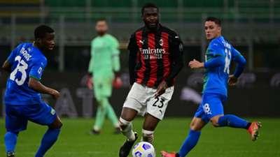 AC Milan vs Sassuolo 04.21.2021