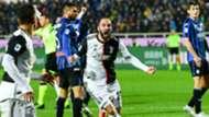 Gonzalo Higuain Juventus Atalanta 23112019