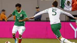 Jesus Corona Mexico Republic of Ireland
