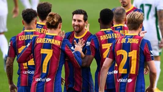 فيديو: ملخص مباراة برشلونة وإلتشي في كأس جوان جامبر 2020 | Goal.com